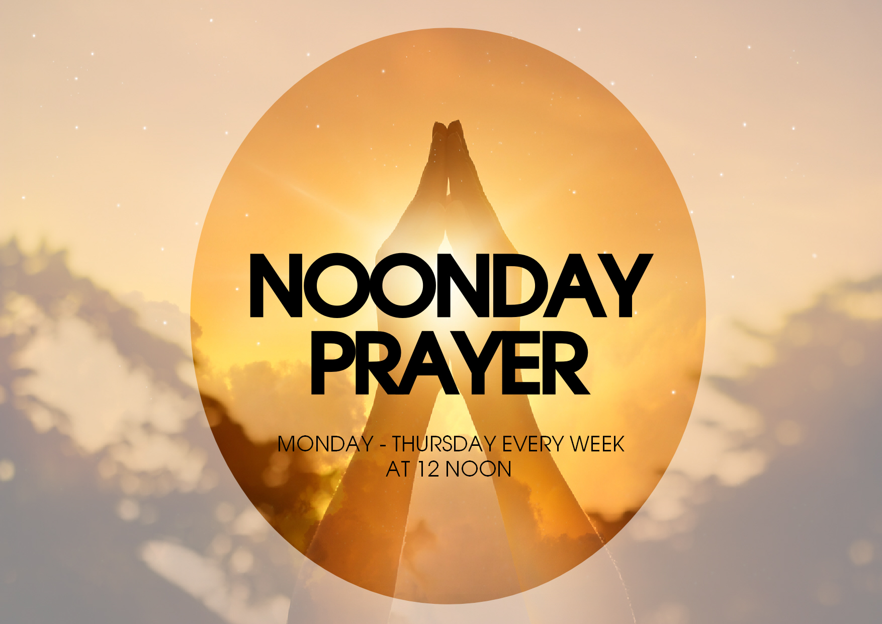 Noon-Day-Service