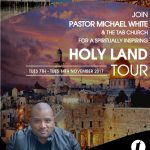 Holy Land Tour Deposit